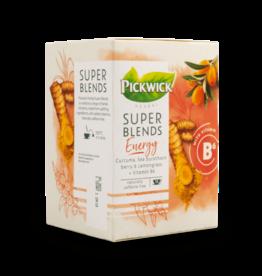 Pickwick Super Blends - Energy 15x1.5g