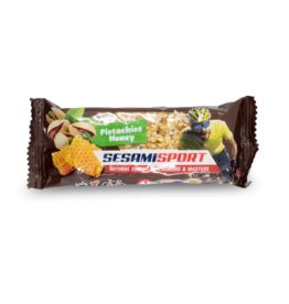 SesamiSport Sesame Bar - Pistachio & Honey 35g