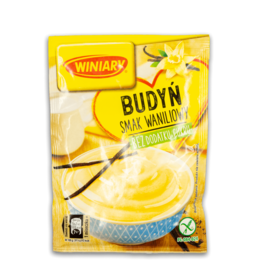 Winiary Pudding Mix - Vanilla Sugar Free 35g