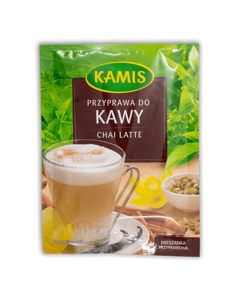 Kamis Kamis Chai Latte Seasoning 20g