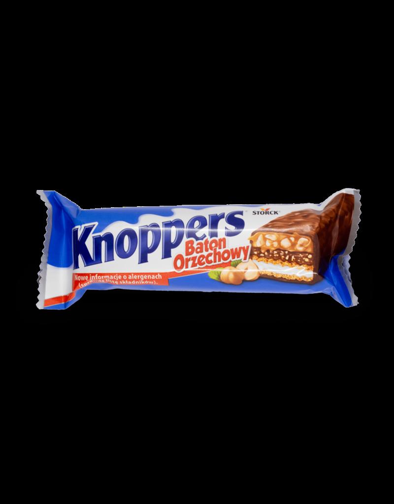 Knoppers Knoppers Hazelnut Bar 40g
