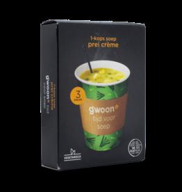 Gwoon One Cup Soup - Leek