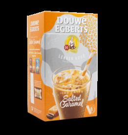 Douwe Egberts Instant Latte - Salted Caramel 8pcs