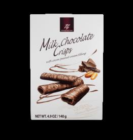 Tago Milk Chocolate Crisps 140g
