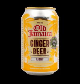 Old Jamaica Light Ginger Beer 330ml