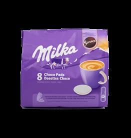 Senseo Milka Hot Chocolate Pods 8pk