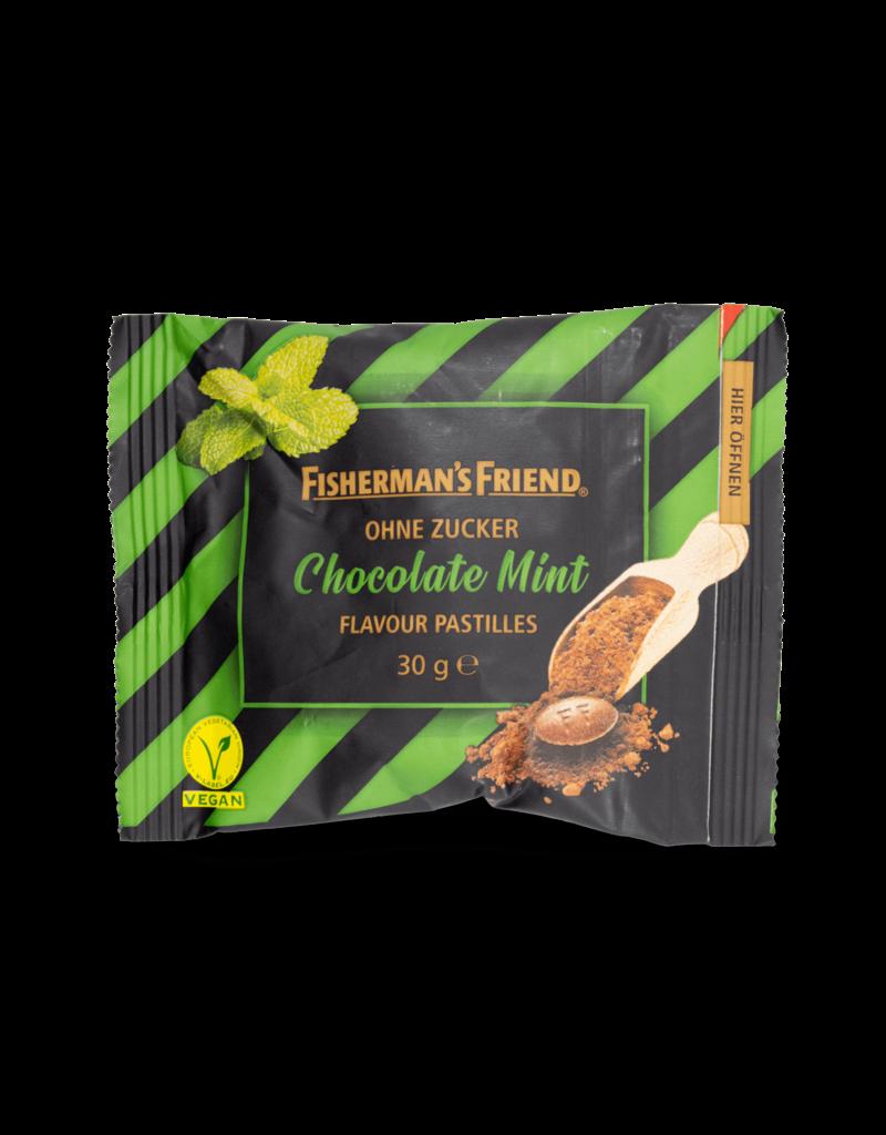 Fisherman's Friend Fisherman's Friend Chocolate Mint Sugar Free 30g