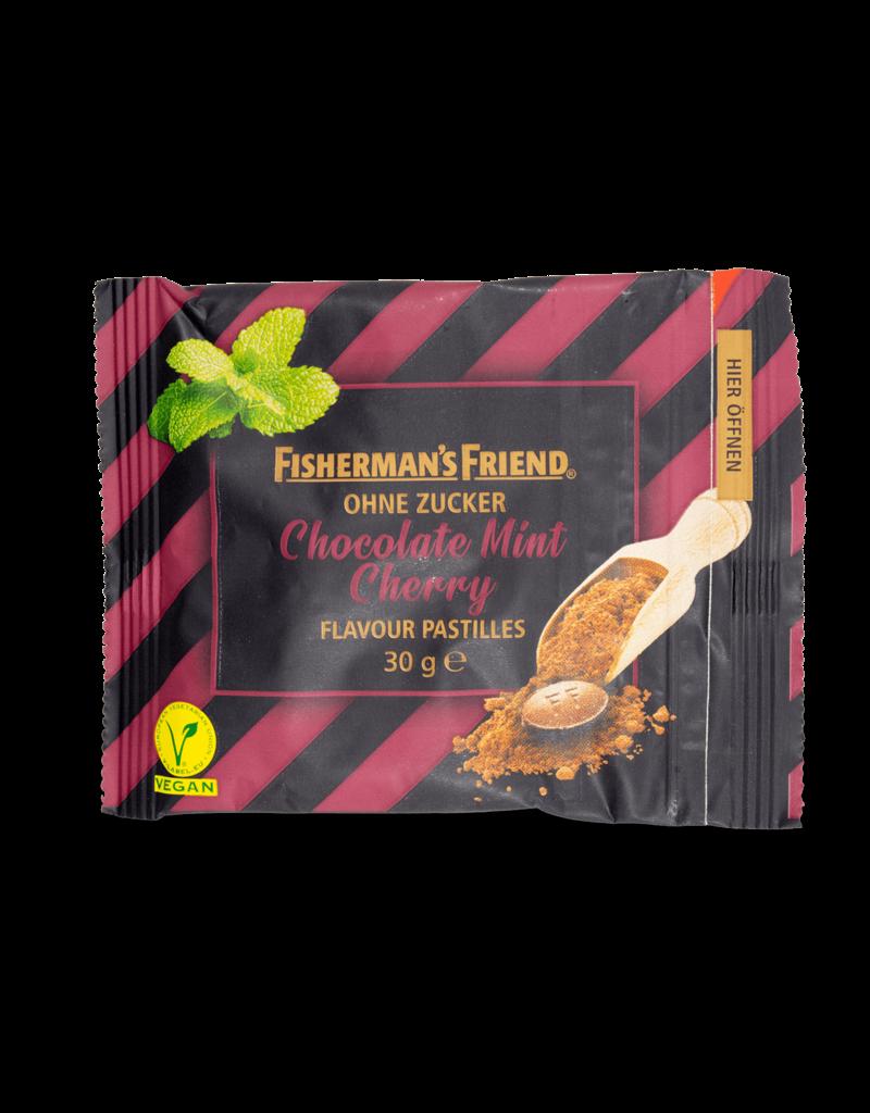 Fisherman's Friend Fisherman's Friend Chocolate Mint Cherry Sugar Free 30g