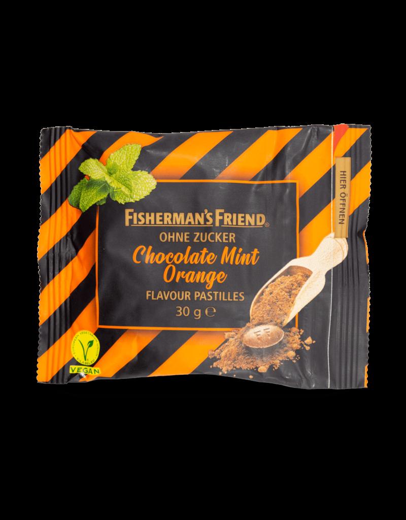 Fisherman's Friend Fisherman's Friend Chocolate Mint Orange Sugar Free 30g