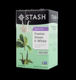 Stash Fusion Green White Tea 29g