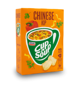 Unox Cup a Soup - Chinese Chicken 3X12g
