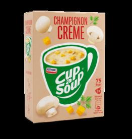 Unox Cup a Soup - Cream of Mushroom 3X17g