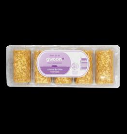 Gwoon Creme Brulee Cookies 175g