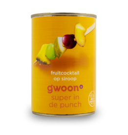 Gwoon Fruit Cocktail 410g