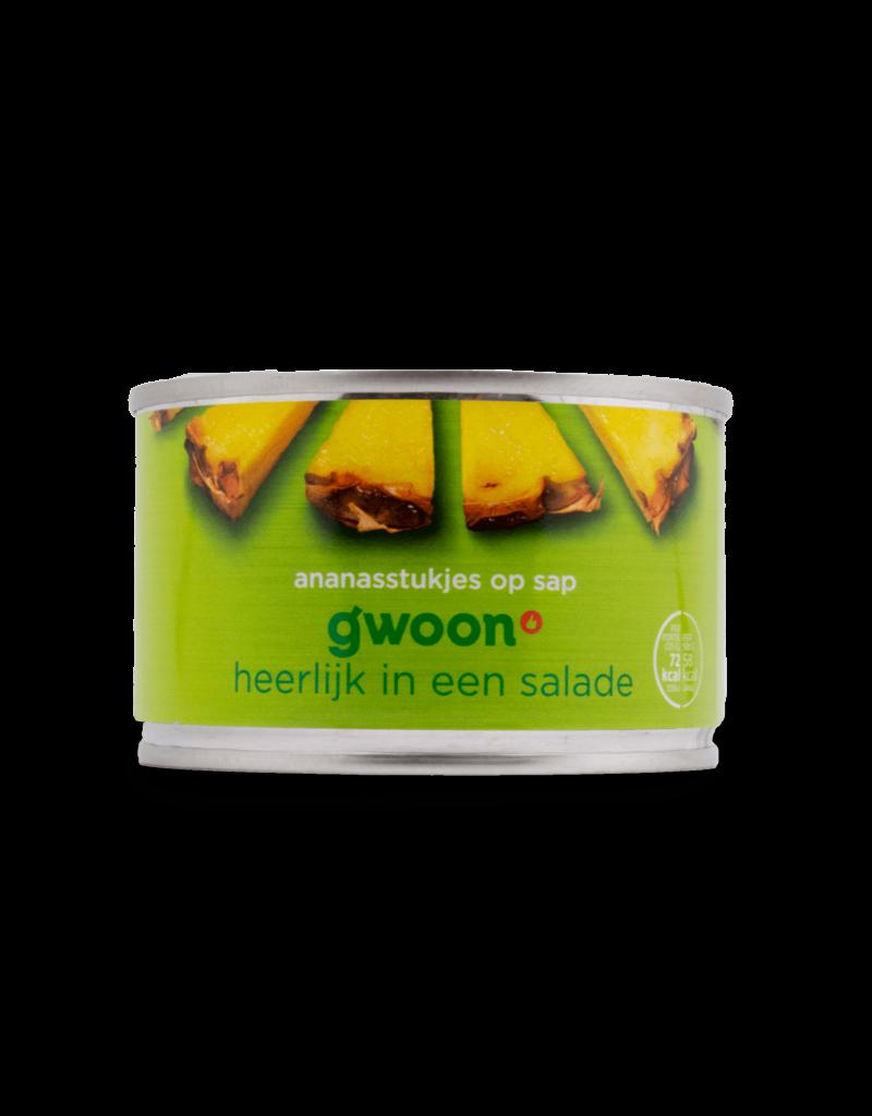 Gwoon Gwoon Pineapple Slices 227g