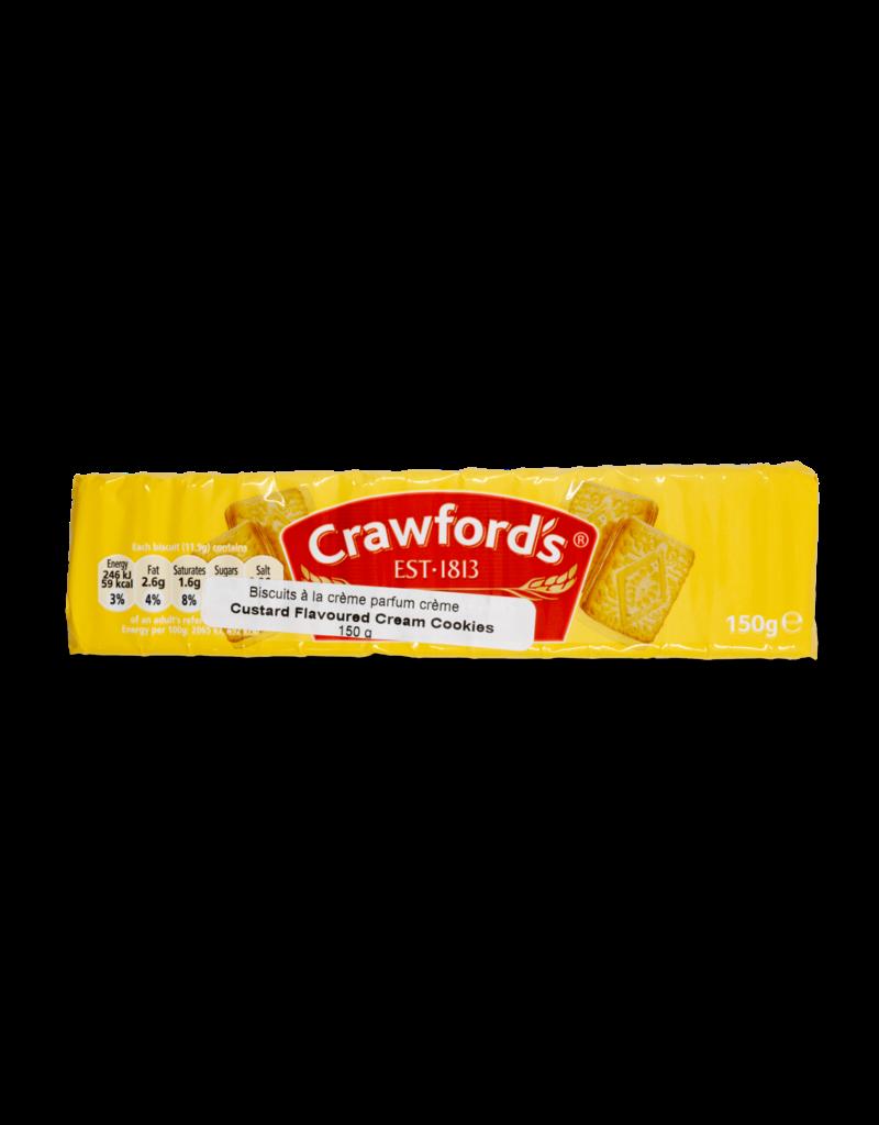 Crawford's Crawford's Custard Cream Cookie 150g