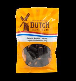 Dutch Tradition Salmiak Rocks 130g