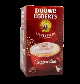 Douwe Egberts Instant Cappuccino 10pk