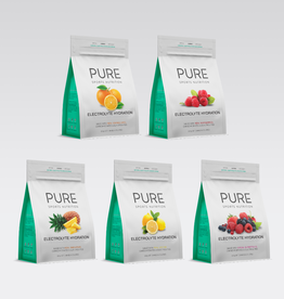 PURE SPORTS NUTRITION PURE-500G ELECTROLYTE HYDRATION