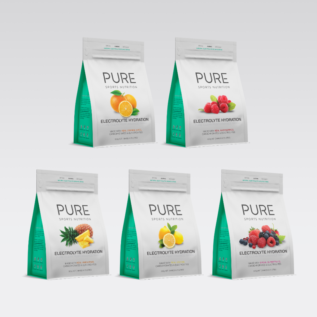 PURE-500G ELECTROLYTE HYDRATION