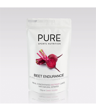 PURE SPORTS NUTRITION PURE - 150g HIGH NITRATE BEET POWDER BAG
