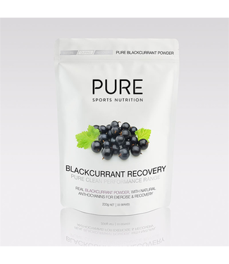 PURE SPORTS NUTRITION PURE - 200g BLACKCURRANT RECOVERY POUCH