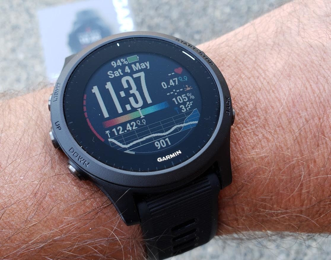 Garmin Forerunner 945 GPS Watch