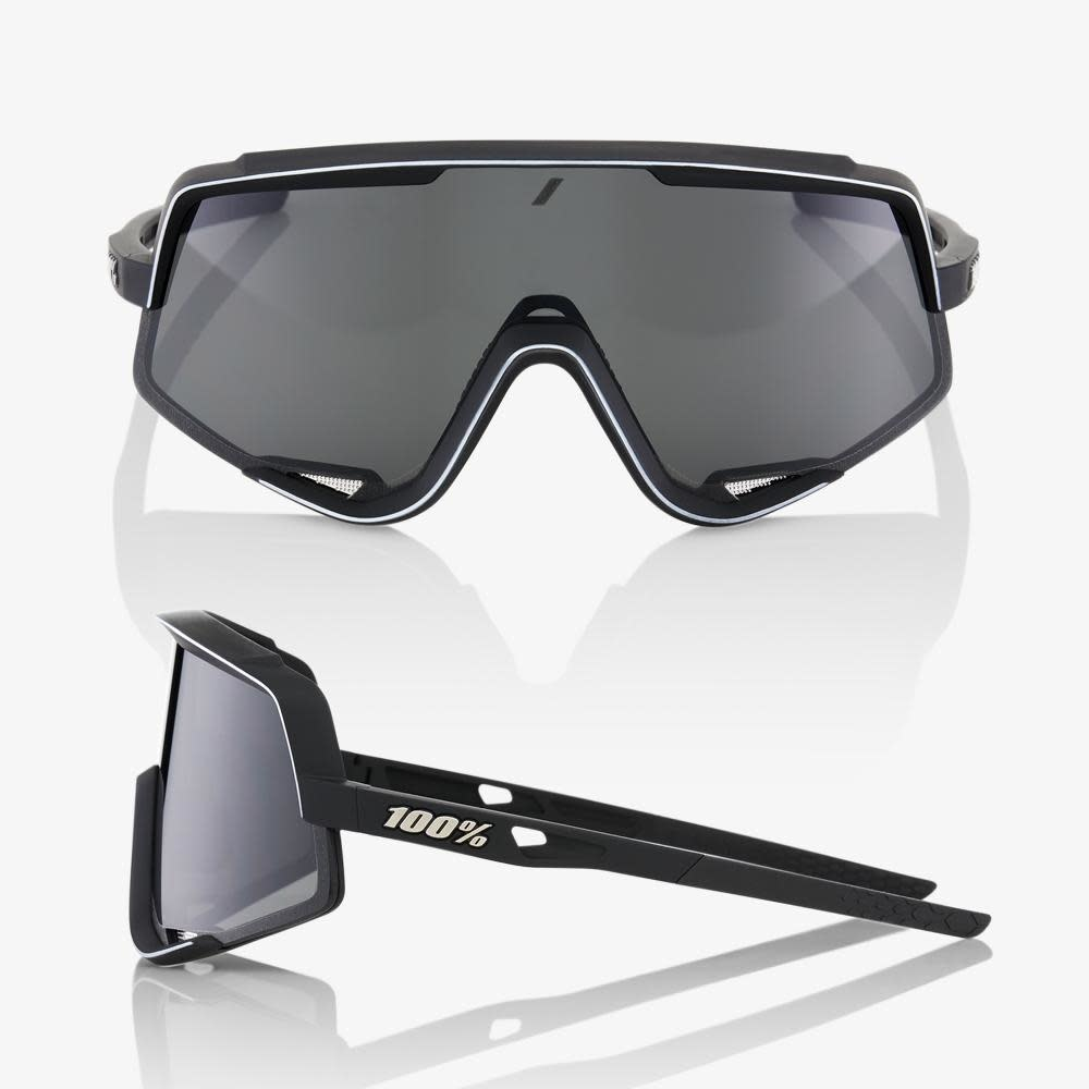Glendale Soft Tact Black- Smoke Lens