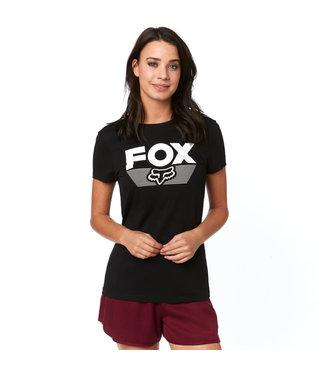 Fox WOMENS ASCOT SS CREW TEE