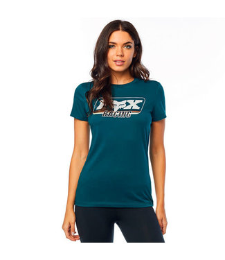 Fox WOMENS RETRO FOX SS CREW TEE