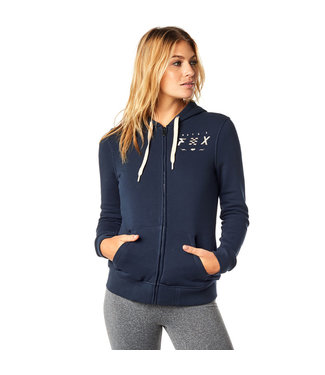 Fox WOMENS ROSTRUM ZIP FLEECE HOODY