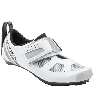 Louis Garneau LG TRI X-SPEED III WHITE/GREY