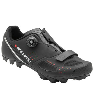 Louis Garneau LG GRANITE II BLACK/RED