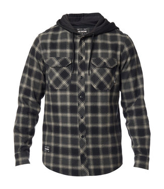Fox AVALON HOODED FLANNEL