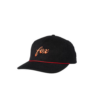 Fox WOMENS PITCREW TRUCKER HAT BLACK