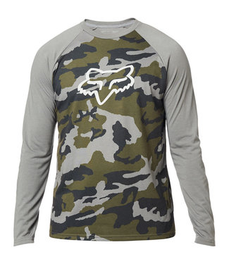 Fox TOURNAMENT CAMO LS TECH TEE
