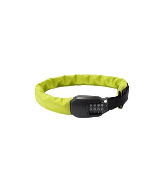 Hiplok Spin - Neon Yellow 6MM Combo Wearable Waist