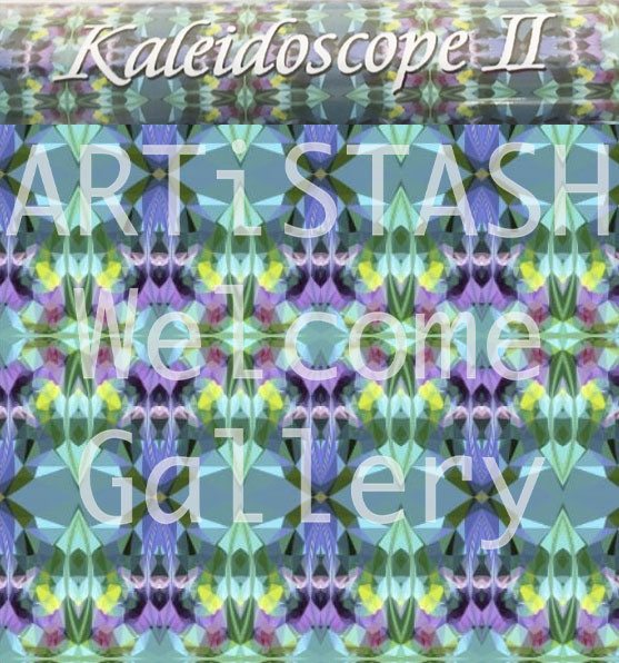 "Starshine Designs - Christy Gurley Gift Wrap - Kaleidoscope II 26""x6"""
