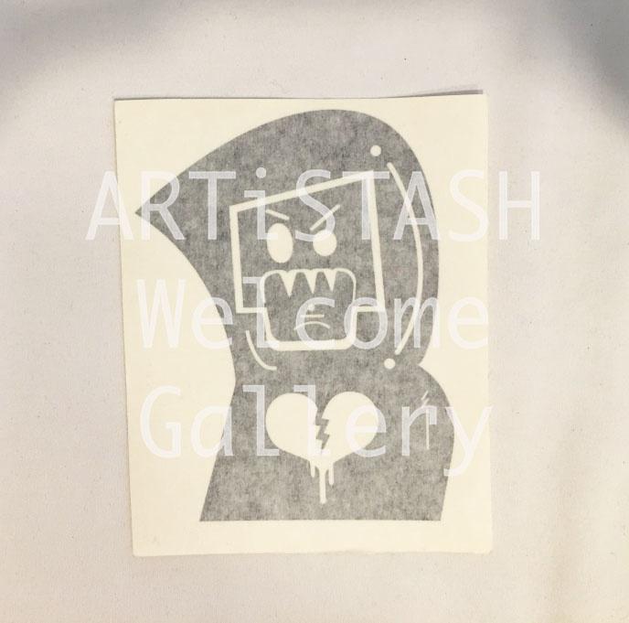 Sena Bryant Grim Reaper Vinyl Sticker