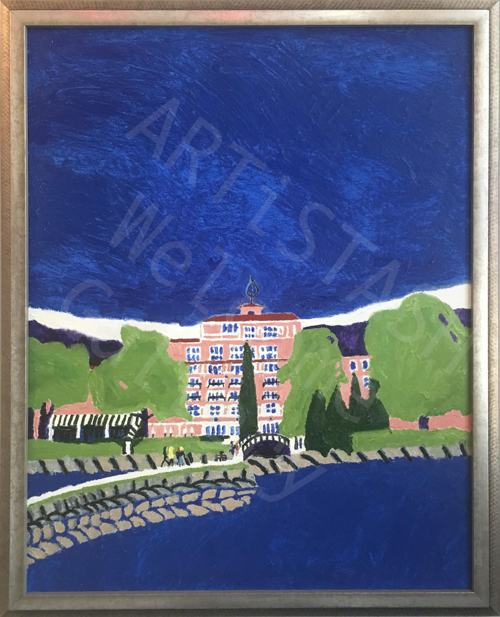 Brian Wengler Broadmoor Hotel