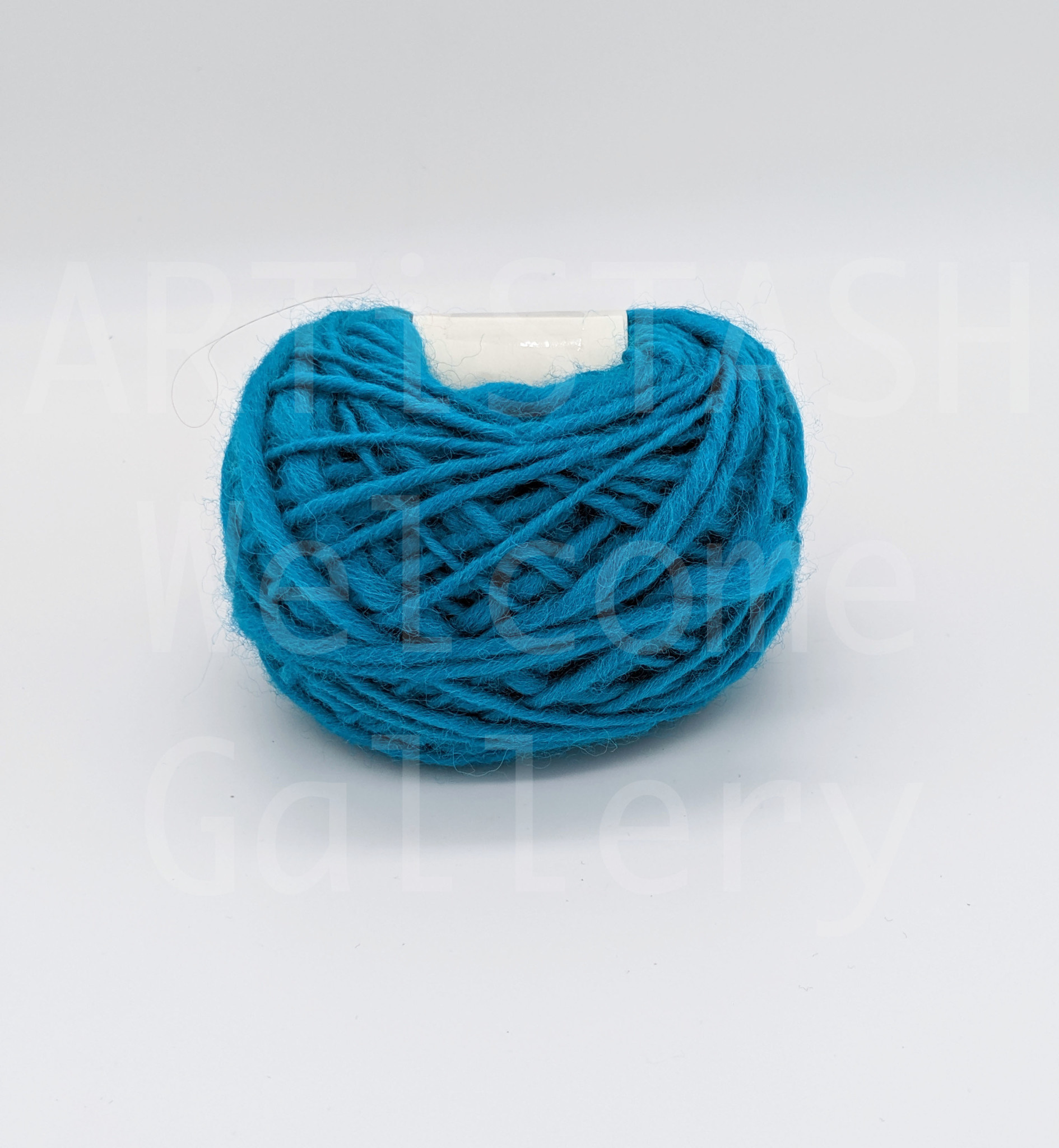 Just Sabine Hand Spun Yarn, Desert Turquoise, 34 Yards