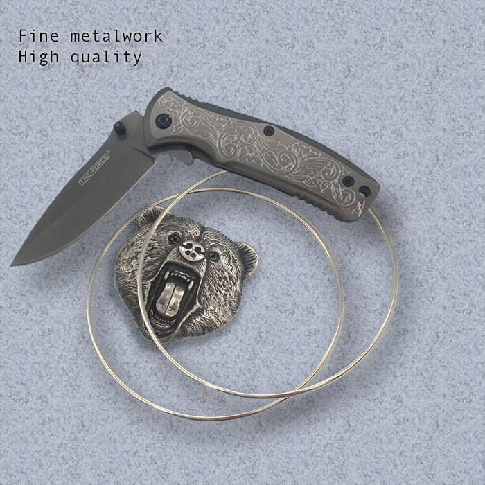 Fine Metalwork