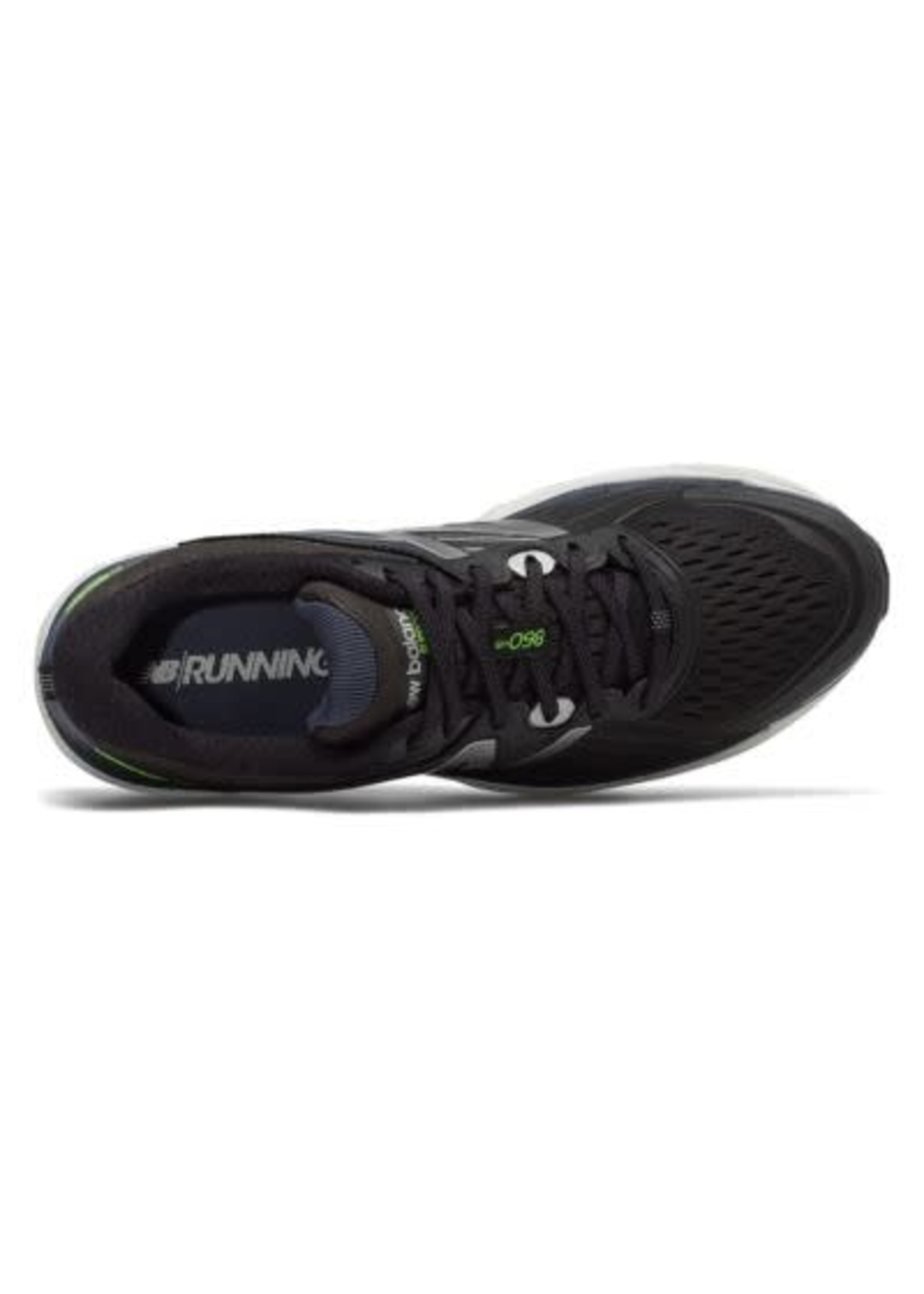 NEW BALANCE NEW BALANCE- M860BW8- BLACK WITH THUNDER