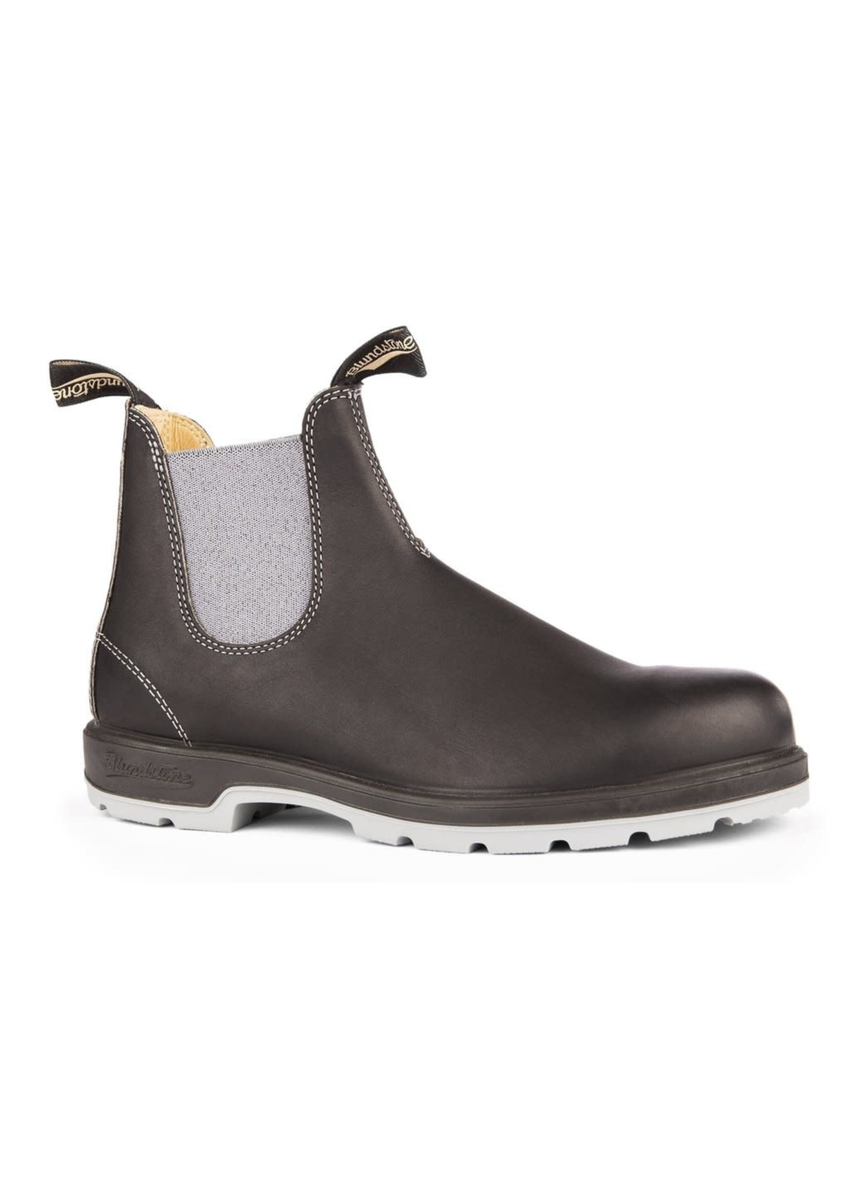 BLUNDSTONE D- BLUNDSTONE- 1452- CLASSIC- GREY WITH BLACK