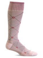 SOCKWELL SOCKWELL- ELEVATION WOMEN- ROSE- 20-30 mmHg