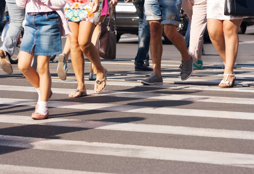 Summertime's here! What are the best shoes for a comfy and healthy walk?
