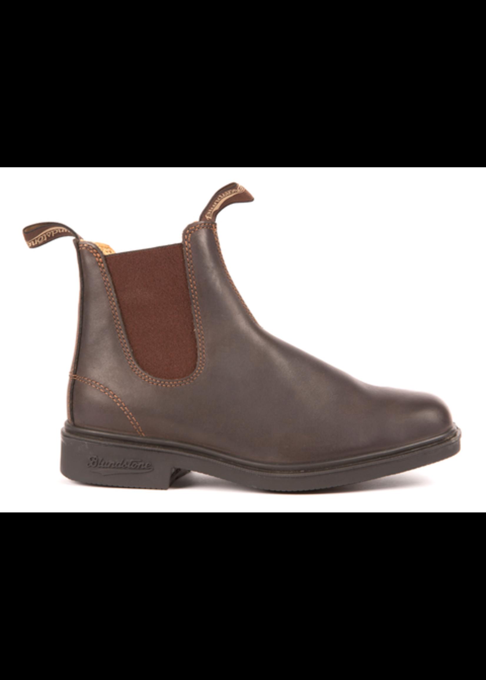 BLUNDSTONE BLUNDSTONE- 067- DRESS- STOUT BROWN