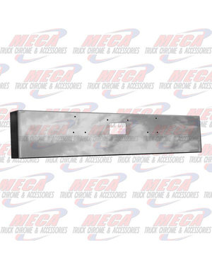 FRONT BUMPER PB 379 18'' BOXED TOW CHROME