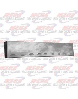 FRONT BUMPER UNIV 18'' BOXED W/ 9 BB LIGHTS BLIND MOUNT