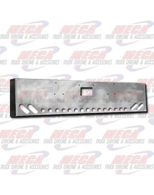 FRONT BUMPER PB 379 18'' BOXED TOW 4 OVAL ANGL, 15 -2''